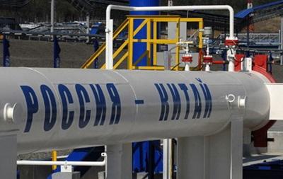 Россия начала строить газопровод Сила Сибири