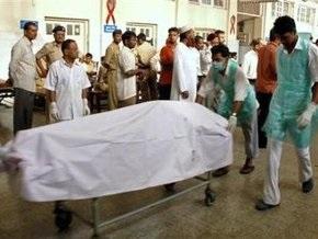 Индийские власти назвали число погибших в Мумбаи