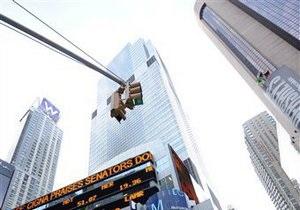 Украинские биржи открылись падением котировок ликвидных акций