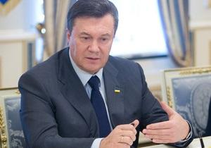 Янукович встретился с Литвином и лидерами парламентских фракций