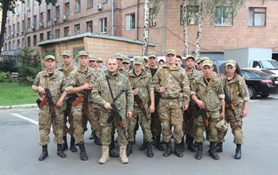 Киевсовет создал комиссию для помощи киевлянам-участникам АТО