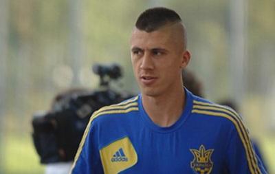 Хачериди не поможет сборной Украины в матче против Молдовы