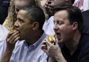 Британский премьер опасается развала еврозоны из-за Греции