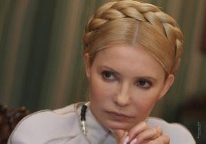 Тимошенко: Убитый депутат отказывался переходить в ПР