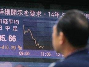 Шанхайский индекс потянул мировые рынки вниз