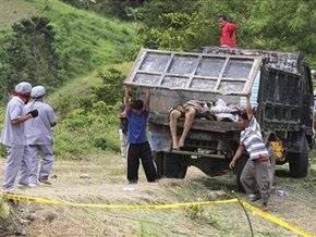 На Филиппинах обнаружены тела 46-ти захваченных ранее людей. Полиция продолжает поиски