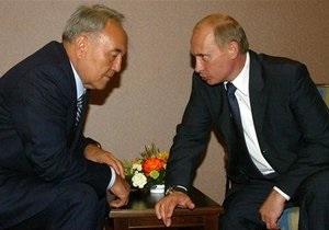 Новости Казахстана: Астана может временно запретить импорт бензина из РФ
