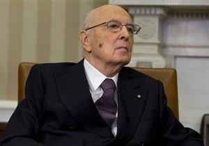 Наполитано выдвинул Энрико Летта на пост премьера Италии