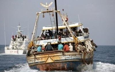 Теплоход с украинско-российским экипажем перевернулся в Японском море