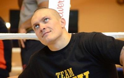 Александр Усик выйдет в ринг против чемпиона Южной Африки