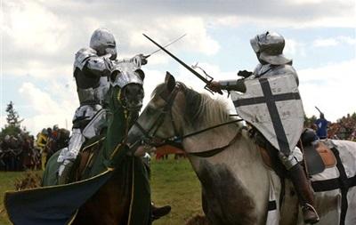 В Древнем Киеве пройдет женское вече и рыцарские турниры