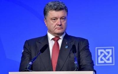 Порошенко: Для имплементации мирного плана важна поддержка миссии ОБСЕ