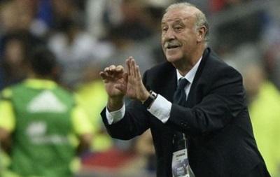 Тренер сборной Испании: Мы будем играть лучше