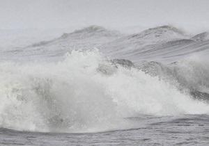 На Японию обрушился мощный тайфун. Отменены около 300 авиарейсов
