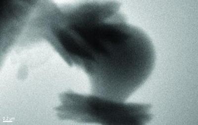 Ученые сняли на видео рождение минерала