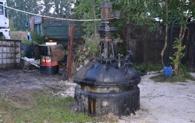 Во Львовской области воровали нефть, предназначенную для АТО