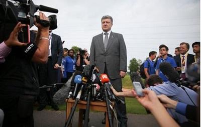 На саммите НАТО Порошенко озвучил мирный план по Донбассу – СМИ