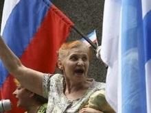 Коммунисты привлекли российских отдыхающих к сбору подписей за ЧФ РФ