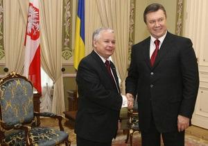 Чорновил заявил, что после гибели Качиньского Польша больше не будет  адвокатом Украины