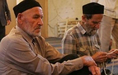 Аксенов обвиняет крымских татар в  искусственной самоизоляции