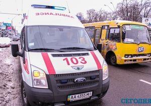 СМИ: С нового года скорые будут дежурить в каждом микрорайоне Киева, но приедут не ко всем