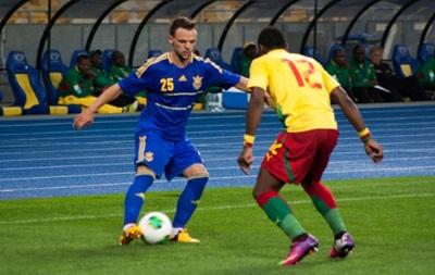 Еще один игрок сборной Украины может пропустить матч против Словакии
