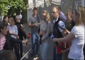 Юлия Тимошенко: перевод в больницу и отказ от голодовки