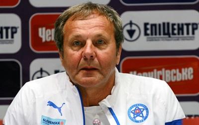 Наставник сборной Словакии: Каждая команда имеет свои проблемы