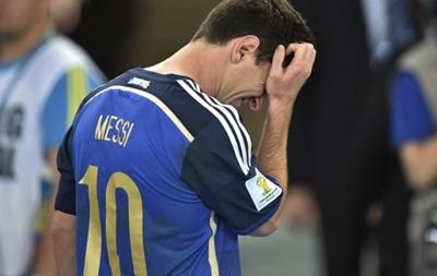 Фанат сборной Аргентины назвал своего сына в честь  Месси