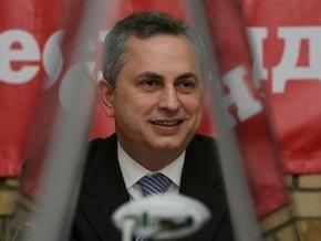 Партия регионов не отрицает возможности создания коалиции с БЮТ