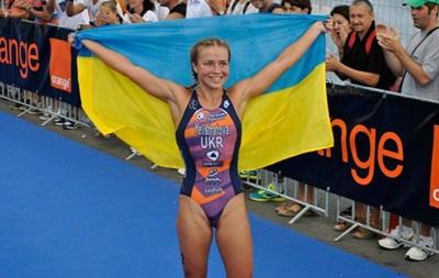 Украинка, опередив россиянок, победила на этапе Кубка мира по триатлону