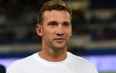 Андрей Шевченко сыграет в благотворительном матче в Казахстане