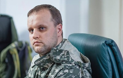 Губарев похвастался  настоящим фашистом  в рядах сепаратистов