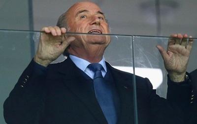 Президент FIFA: Бойкот ЧМ-2018? Давайте подождем развития геополитической ситуации