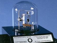 Физики создали транзистор из одной молекулы