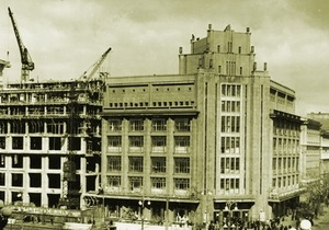 Проект реконструкции ЦУМа одобрили в КГГА
