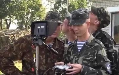 Волонтеры научили силовиков управлять беспилотниками