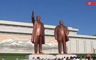 Северная Корея отмечает День независимости