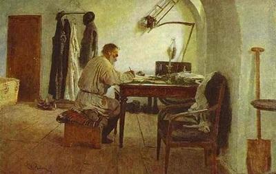 У Мережу виклали оцифровані щоденники Льва Толстого
