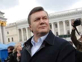 Эхо Москвы: Я считаю себя еще достаточно молодым политиком. Интервью Януковича