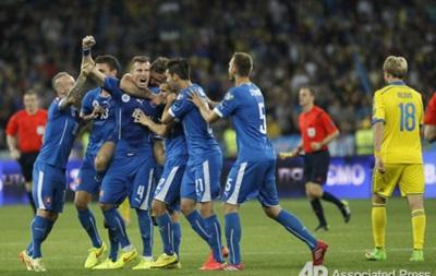 В России обвинили Украину в сдаче матча сборной Словакии