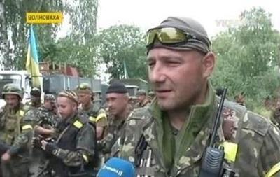 Батальон Черкассы почти полным составом отказался воевать - СМИ
