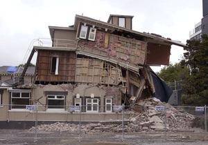В Новой Зеландии выставили на аукцион 30-тонный валун, разрушивший дом