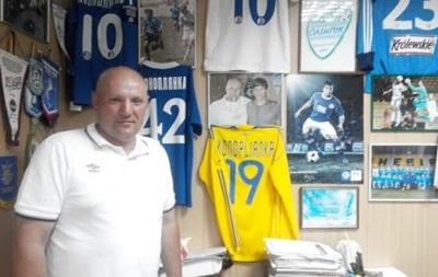 Первый тренер Коноплянки: Я настаиваю, чтобы Женя ехал в Ливерпуль