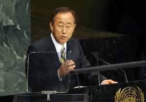 ООН обвинила Беларусь в незаконных поставках оружия в Кот-д Ивуар