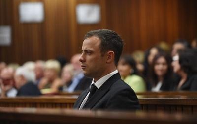 Оскар Писториус не виновен в умышленном убийстве своей подруги