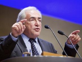 Глава МВФ: Решение Ющенко о повышении соцстандартов усложнит получение нового транша