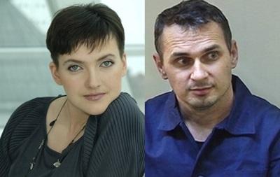 Россия не будет обменивать Сенцова и Савченко – МИД РФ