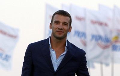 Шевченко: Деньги от благотворительных матчей отдаю на нужды Украины