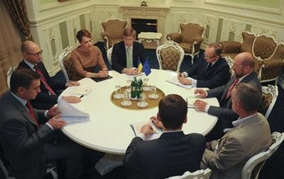 Украина синхронно с ЕС ратифицирует Соглашение об ассоциации – Яценюк